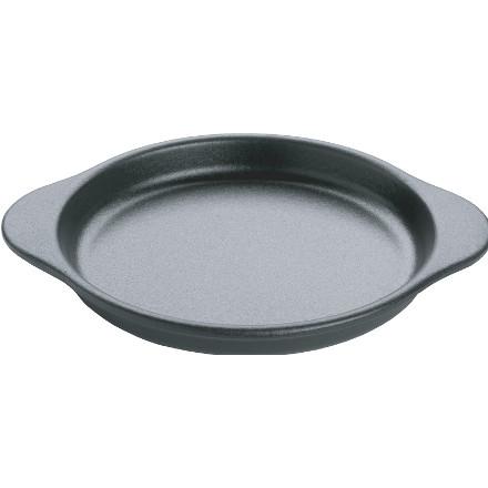 Egg dish black 16cm