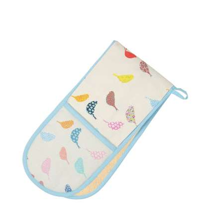 Dexam Little Birds Double Oven Glove