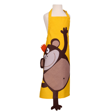 Dexam Children's Apron - Cheeky Monkey