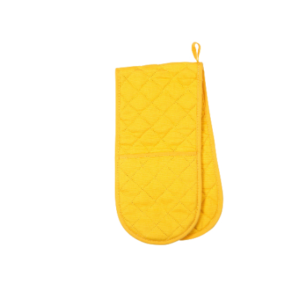Dexam Love Colour Double Oven Glove - Sunflower