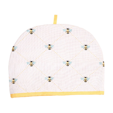 Bees Knees Tea Cosy 6 Cup Yellow