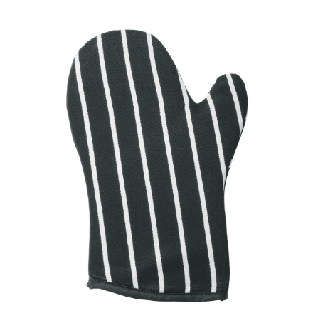 Rushbrookes Classic Butcher's Stripe Gauntlet - Slate Gray