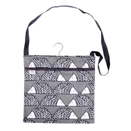 Scion Living Spike Grey Peg Bag
