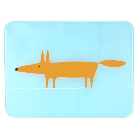 Scion Living Mr Fox Blue Work Top Saver