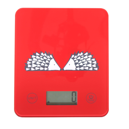 Scion Living Spike Red Electronic Scales