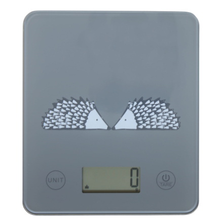 Scion Living Spike Grey Electronic Scales