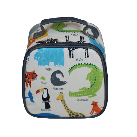 Scion Animal Magic Lunch Bag