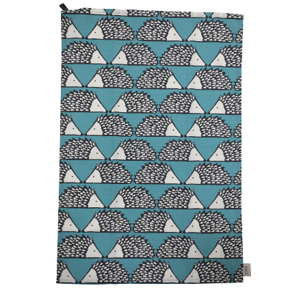 Scion Spike Set of 2 Tea Towels Teal