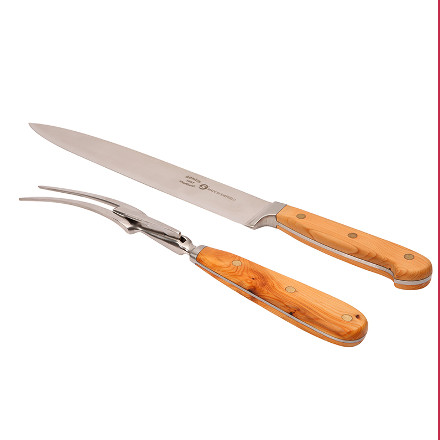 Forest & Forge Carving Set