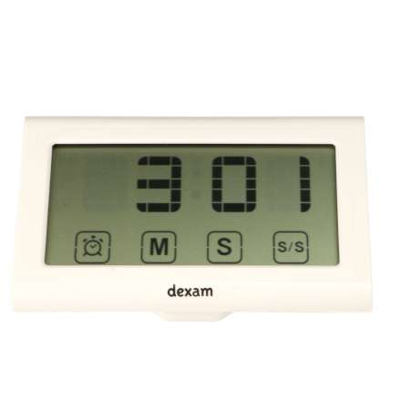 Dexam Touch Screen Clip Timer and Clock