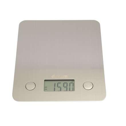 Dexam Digital Scales - Stainless Steel