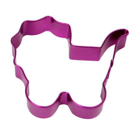 Baby's Pram Cookie Cutter