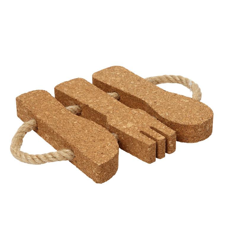 Cutlery Trivet - Cork