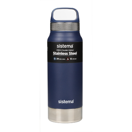 Stainless Steel Bottle 650ml