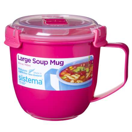 Sistema ToGo Soup Mug- Large 900ml