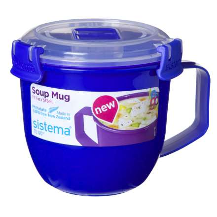 Sistema ToGo Soup Mug - Small 565ml