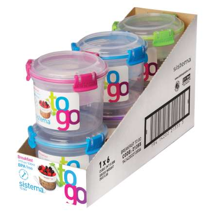 Sistema ToGo Breakfast To Go - 530ml