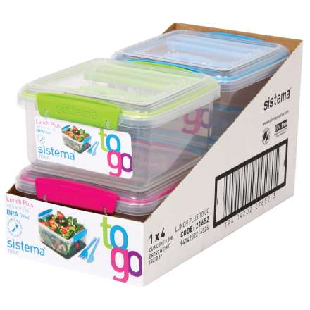 Sistema ToGo Lunch Plus - 1.2L