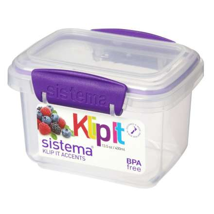 Sistema Accents Rectangular - 400ml