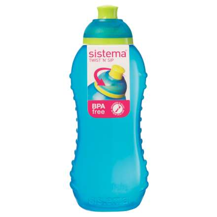 Sistema Twist n Sip Squeeze Bottle - 330ml